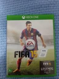 Jogo Xbox One Fifa 15 original