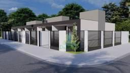Casa com 2 dormitórios à venda com 48 m² por R$ 235.000 no Loteamento Campos do Iguaçu em