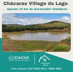 Chácaras Village do Lago - 18km de Governador Valadares