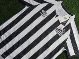 Camisa Santos II 20/21 - Torcedor