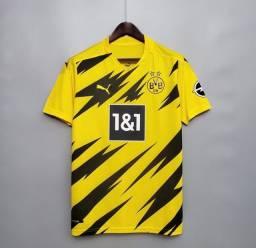 Camisa Puma Borussia Dortmund 20/21