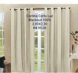 cortina blackout 100%