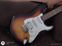 Título do anúncio: Guitarra Michael conservada... Acc Troca por xbox 360