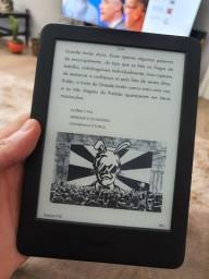 Amazon Kindle 10ª geração com iluminação