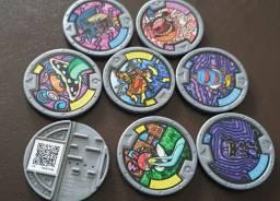 7 medalha yokai  yo kai