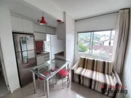 Título do anúncio: Apartamento com 1 dormitório para alugar, 25 m² por R$ 1.000,00/mês - Iririú - Joinville/S