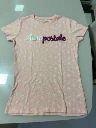 Camisa original feminina Aeropostale