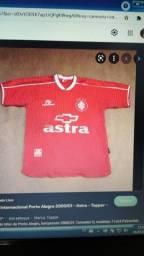 Camiseta Inter clássica