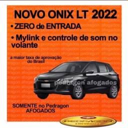 Título do anúncio: NOVO ONIX LT ZERO DE ENTRADA