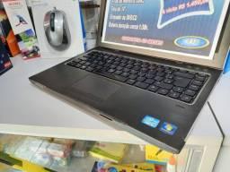 Notebook D e l l    Core i3  500Gb HD  4GB   Formatado C/Garantia