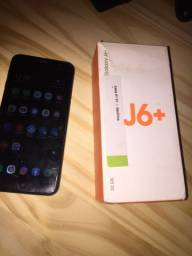 Samsung j6 Plus  nota fiscal