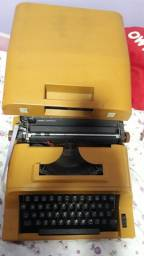 Maquina de escrever manual