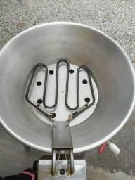 Fritadeira elétrica 15 l Ital Inox