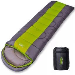 Saco de dormir ultra leve e compacto