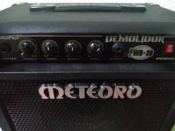 Vendo Amplificador Meteoro Demolidor FWB-20 RMS