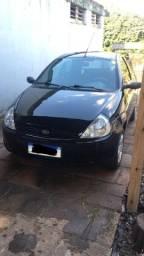 Vendo ford ka 2006 super inteiro com ar-condicionado