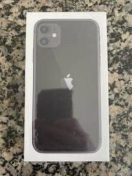 IPhone 11 128gb novo lacrado + NF
