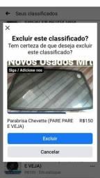 Parabrisa Chevette Junior (((Barato Barato)))