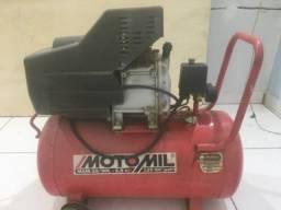 Título do anúncio: Compressor motor mil