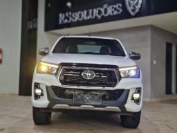 Título do anúncio: Hilux 2.8 CD diesel SRX 4x4 2019 na garantia de fábrica!!