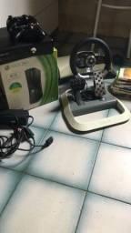 Xbox 360 + Volante