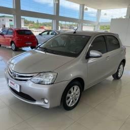 Título do anúncio: Toyota etios xls 1.5 hatch automático 2017 !! O MAIS CLMPLETO DA CATEGORIA !!