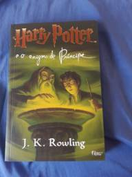Livro 6 do Harry Potter