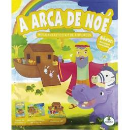 MEGAFANTÁSTICO KIT DE ATIVIDADES: Arca de Noé