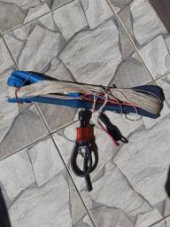 Barra kitesurf North 5 linhas 2014