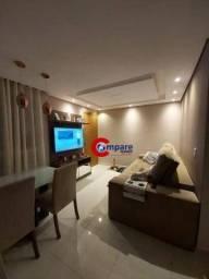 Apartamento com 2 dormitórios à venda, 45 m² por R$ 225.000 - Bonsucesso - Guarulhos/SP