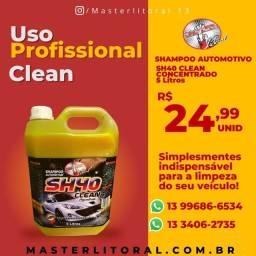 Título do anúncio: Produtos para Limpeza Automotivo Lava Rápido
