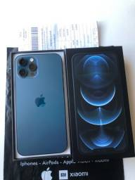 @mundicell_poa iphone 12 pro max 128gb lacrado Anatel desbloqueado garantia Apple