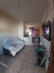 COD.7- Casa dois quartos 60m² no Pau Miúdo