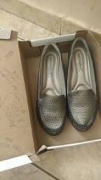 Sapato  terapêutico n 37 novo n caixa