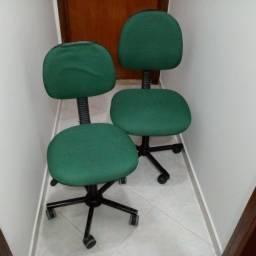 Cadeiras de computador