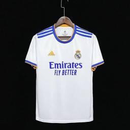 Camisa Real Madrid 21/22