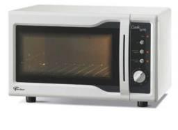 forno elétrico fischer cook grill 44l
