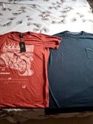 Camisas de malha de marca