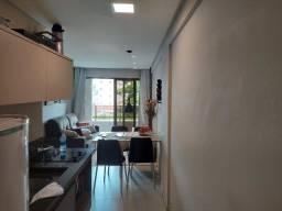 Flat em Tambaú mobiliado com dois quartos