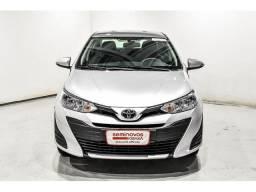Toyota Yaris 1.5 16V FLEX SEDAN XL PLUS CONNECT MULTIDRIVE