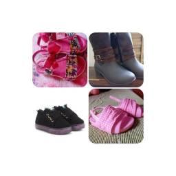 Combo sapatos seminovos