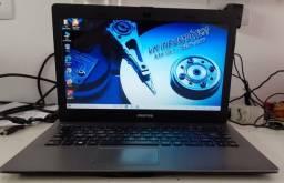 Título do anúncio: Notebook Positivo Stilo XR3050 4gb HD 500gb