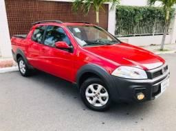 Fiat Strada Hard Working 1.4 2018 Cabine Dupla 16 mil km Extra