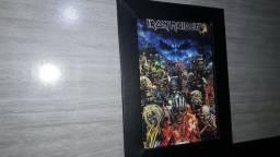 Quadro em tecido Iron Maiden