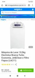 Máquina de lavar 10,5 kg
