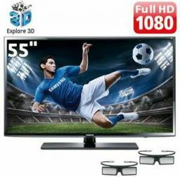 Led 55 Samsung 3d full HD digital