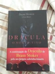 Livro Drácula - O Morto- Vivo