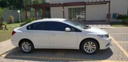 Civic lxs 12/12 completo - 2012