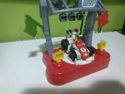 Imaginext carros 2 - Francesco Bernoulli