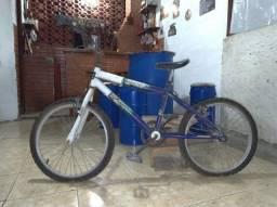 Bicicleta aro 20 estilo bmx